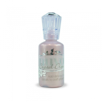 Nuvo Crystal Drops, Gloss - antique rose