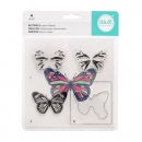 We R Memory Keepers Clear Stamp Schmetterling